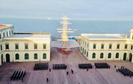 Scuola del mare